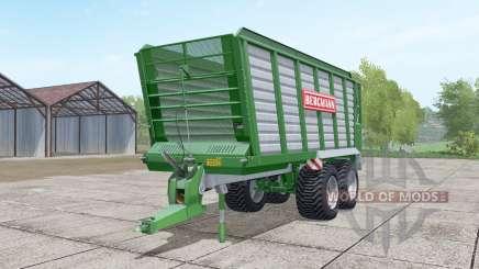 Bergmann HTW 40 dark lime green for Farming Simulator 2017