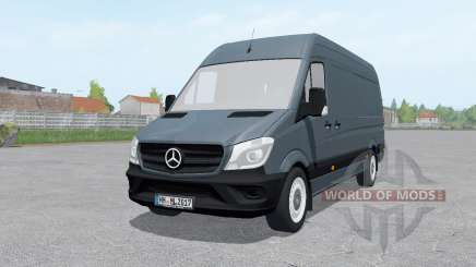 Mercedes-Benz Sprinter BlueTEC LWB (Br.906) for Farming Simulator 2017