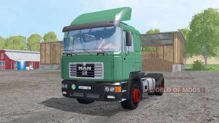 MAN F2000 19.414 1999 for Farming Simulator 2015