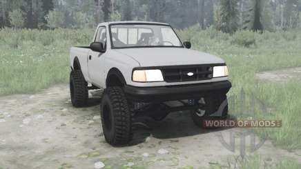 Ford Ranger Regular Cab 1996 for MudRunner