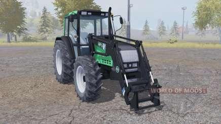 Valtra Valmet 6800 front loader for Farming Simulator 2013