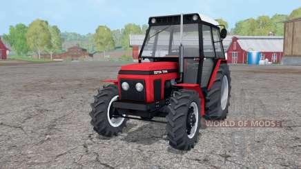 Zetor 7245 animated element for Farming Simulator 2015