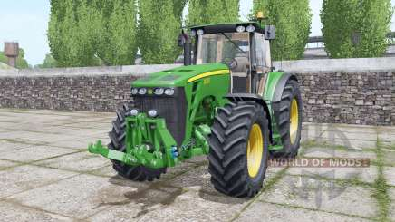 John Deere 8330 moving elements for Farming Simulator 2017