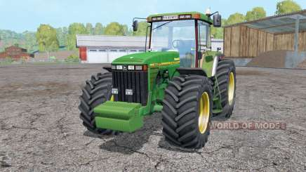John Deere 8400 animation parts for Farming Simulator 2015