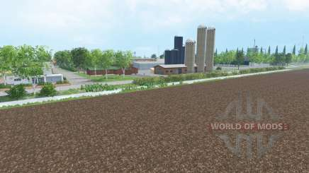 Frisian march v2.6 for Farming Simulator 2015
