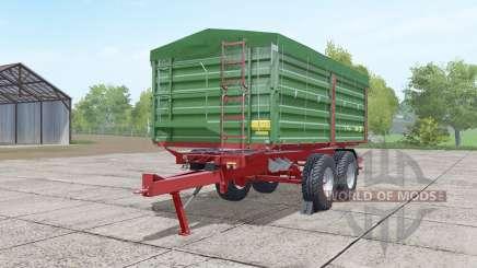 Pronar T683 dark lime green for Farming Simulator 2017