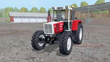 Steyr 8150 Turbo animated element for Farming Simulator 2015