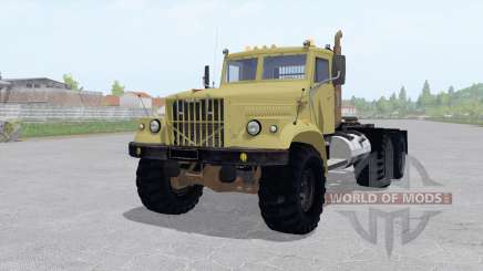 KrAZ 258Б for Farming Simulator 2017