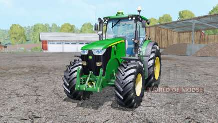 John Deere 7280R double wheels for Farming Simulator 2015