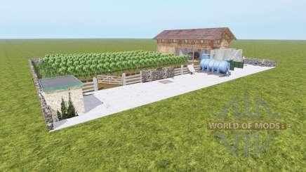 Grape farm for Farming Simulator 2017