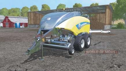 New Holland BigBaler 1290 attacher for Farming Simulator 2015