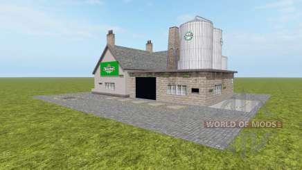 Brewery Heineken for Farming Simulator 2017