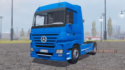 Mercedes-Benz Actros 1860 (MP2) 2005 for Farming Simulator 2013