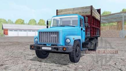 GAZ SAZ 3507-01 silage for Farming Simulator 2015