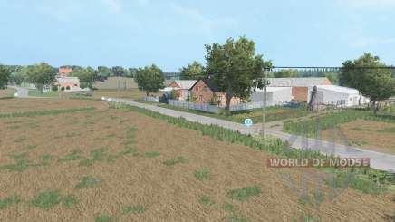 Mazowiecka Polana for Farming Simulator 2015