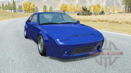 Ibishu 200BX Rocket Bunny v0.1.7 for BeamNG Drive