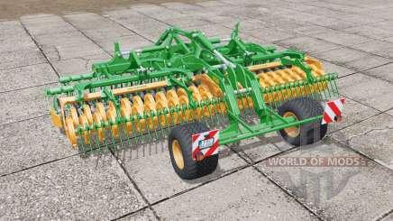 Amazone Catros 6001-2 for Farming Simulator 2017