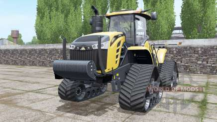 Challenger MT975E crawler modules for Farming Simulator 2017