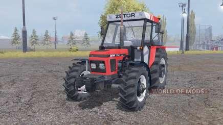 Zetor 7340 animated element for Farming Simulator 2013