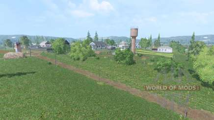 Buttermilk v1.1 for Farming Simulator 2015