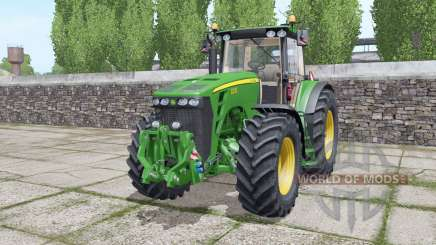 John Deere 8230 configure for Farming Simulator 2017