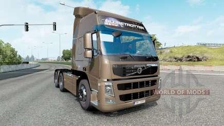 Volvo FM 460 Globetrotter 2010 for Euro Truck Simulator 2