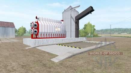 Multi Interim Storage v3.7 for Farming Simulator 2017