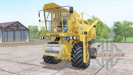 New Holland Claysⱺn M135 for Farming Simulator 2017