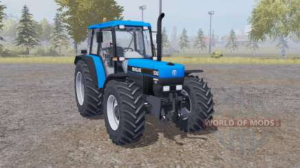 New Holland 8340 animation parts for Farming Simulator 2013