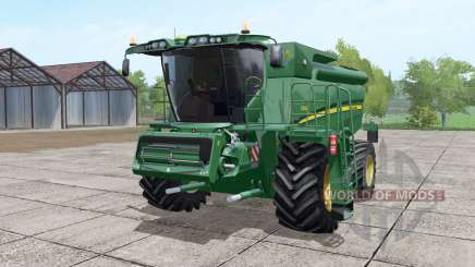 John Deere S690i full washable for Farming Simulator 2017