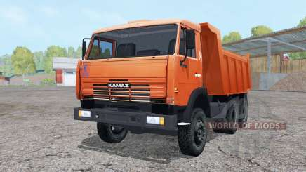 KamAZ 65115 2007 for Farming Simulator 2015
