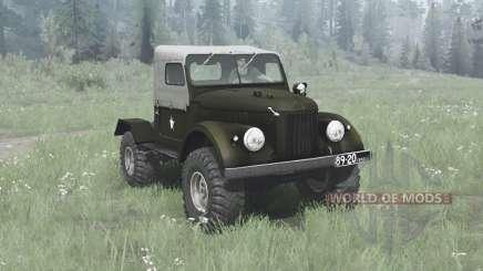 UAZ 456 1959 for MudRunner