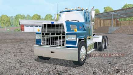 Ford L9000 6x6 for Farming Simulator 2015