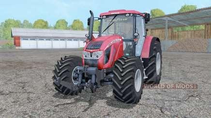 Zetor Forterra 150 HD animated element for Farming Simulator 2015