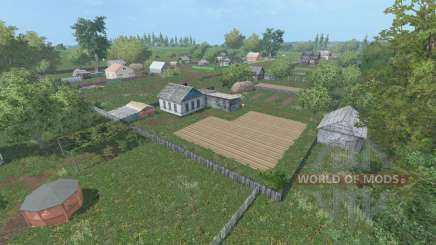 Central Russia v2.1 for Farming Simulator 2015