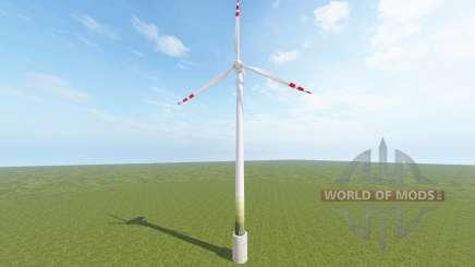 Wind turbine for Farming Simulator 2017