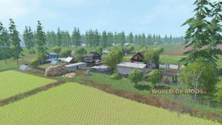High Bank for Farming Simulator 2015