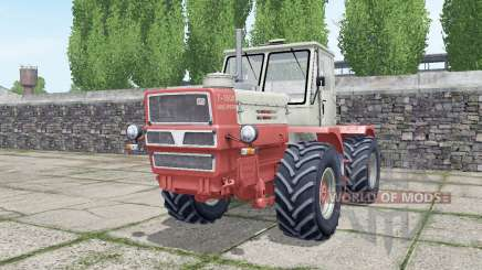 T-150K choice of color for Farming Simulator 2017