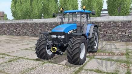 New Hollᶏnd TM190 for Farming Simulator 2017