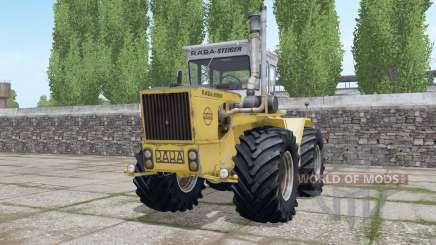 Raba-Steiger 250 doᶙble wheels for Farming Simulator 2017