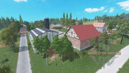 Hof Bergmann v2.0 for Farming Simulator 2015