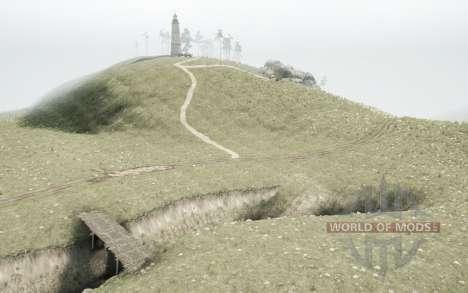 Mongolian Terrain for Spintires MudRunner