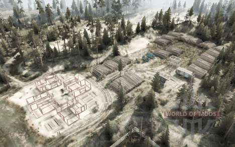 Forgotten places for Spintires MudRunner