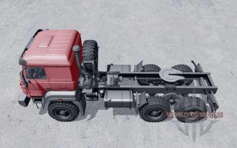 Ural 44202-3511-82Ӎ for Farming Simulator 2017
