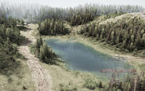 Kolyma v0.9 for Spintires MudRunner