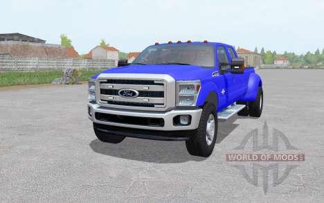 Ford F-350 Super Duty 2014 for Farming Simulator 2017