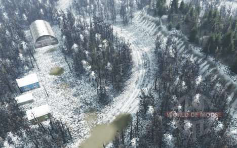 Spring flood v1.1 for Spin Tires
