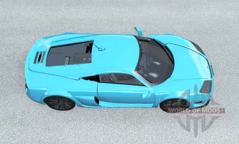 Noble M600 2009 for BeamNG Drive