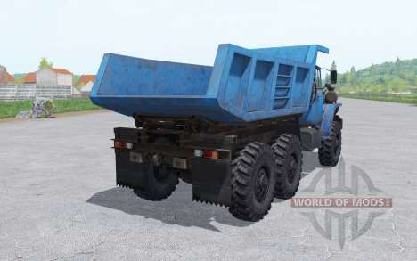 Ural 4320-1151-41 for Farming Simulator 2017