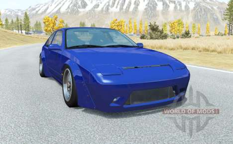 Ibishu 200BX Rocket Bunny v0.2 for BeamNG Drive